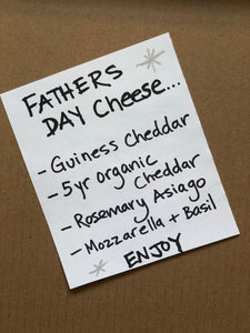 Father's Day (Cider & Cheese)