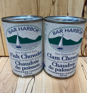 Bar Harbour Chowders