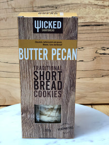 Wicked Shortbread