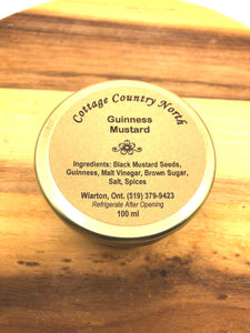 Cottage Country Mustards