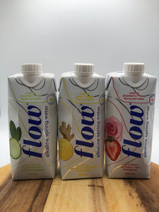 Flow Water (Iced or Bottle)