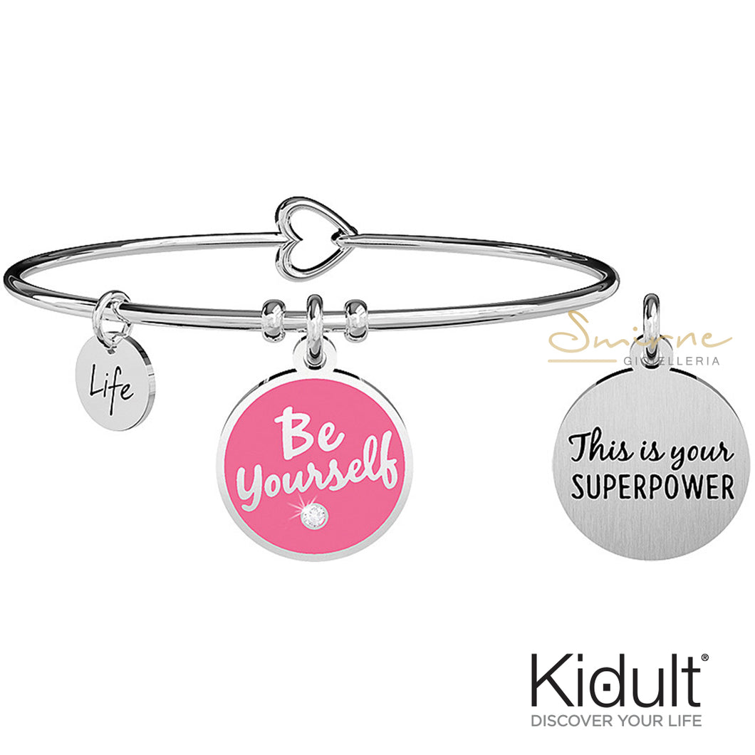 Bracciale Be Yourself Kidult