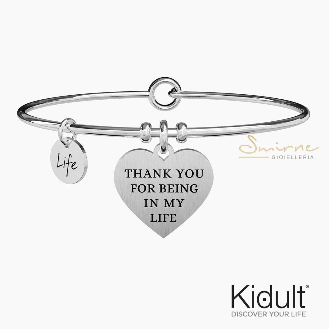 Bracciale Cuore In My Life Kidult