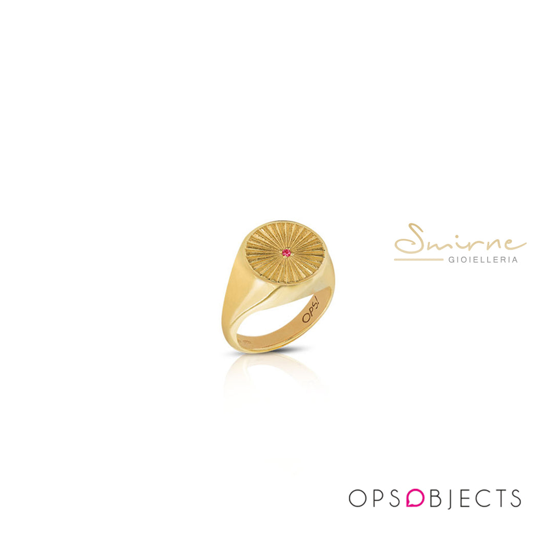 Anello Ops Objects Icon Cassiopea