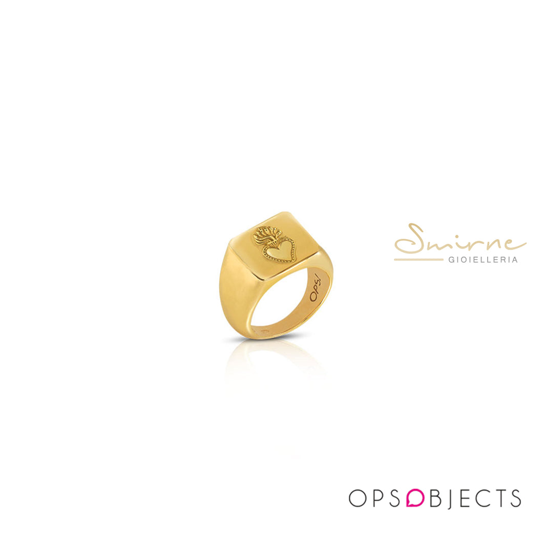 Anello Ops Objects Icon Romance