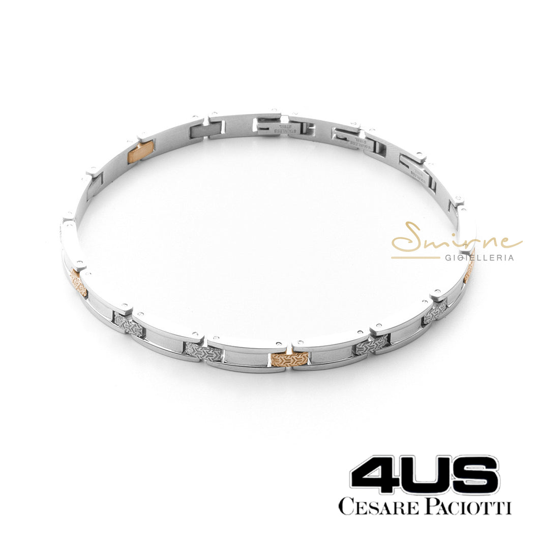Bracciale uomo 4US Space out