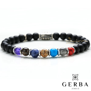Bracciale Black Colors 281