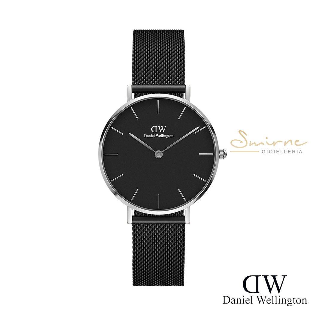 Daniel Wellington 32 mm petite Ashfield Black