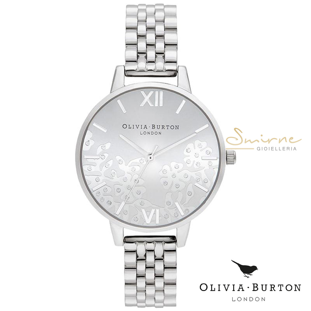 Orologio Olivia Burton London Bejewelled Lace