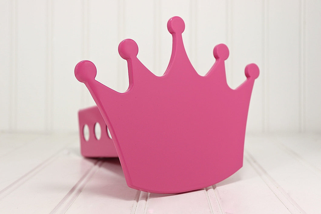 Pink Crown Hitch Cover, Free Shipping