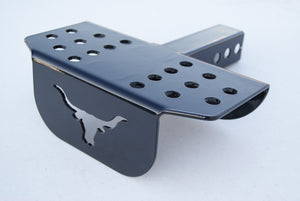 Black Longhorn Step Up, Free Shipping