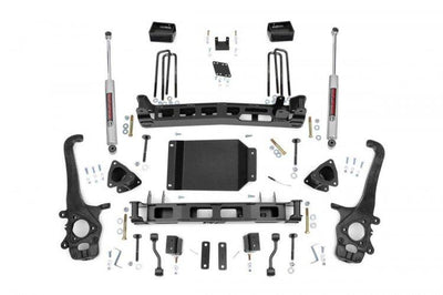 4IN SUSPENSION LIFT KIT (04-15 NISSAN TITAN)