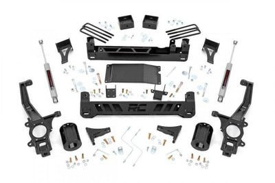 6IN NISSAN SUSPENSION LIFT KIT (05-19 FRONTIER)