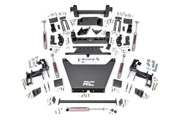 6IN GM NTD SUSPENSION LIFT KIT
