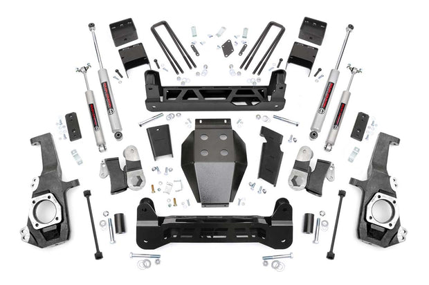 5IN GM NTD SUSPENSION LIFT KIT (2020 2500HD)