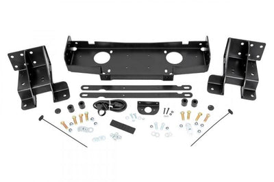 JEEP HIDDEN WINCH MOUNTING PLATE (14-19 GRAND CHEROKEE WK2)
