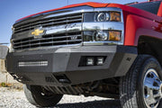 GM HEAVY-DUTY FRONT LED BUMPER (15-19 GM 2500 HD/3500 HD)