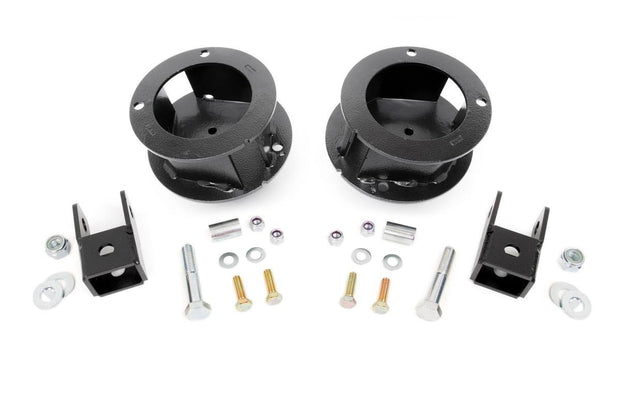 2.5IN DODGE LEVELING LIFT KIT (14-19 RAM 2500 | 13-19 RAM 3500 4WD)