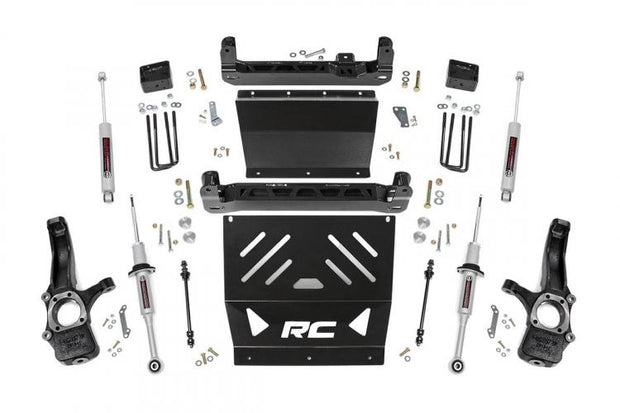 6IN GM SUSPENSION LIFT KIT (15-19 CANYON/COLORADO 2WD)