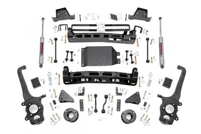 6IN NISSAN SUSPENSION LIFT KIT (17-19 TITAN 4WD)