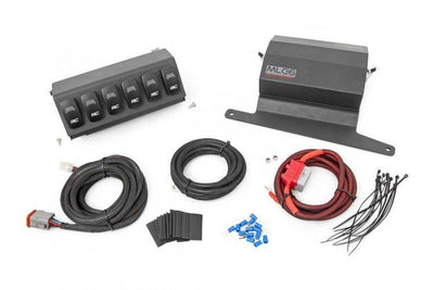 MLC-6 MULTIPLE LIGHT CONTROLLER (18-19 WRANGLER JL, 2020 GLADIATOR JT)