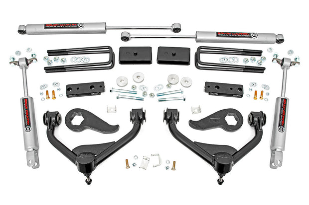 3IN GM BOLT-ON SUSPENSION LIFT KIT (2020 2500HD 2WD/4WD)