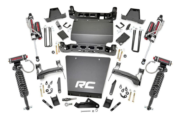 7IN GM SUSPENSION LIFT KIT | VERTEX (14-18 1500 PU 4WD | CAST STEEL)