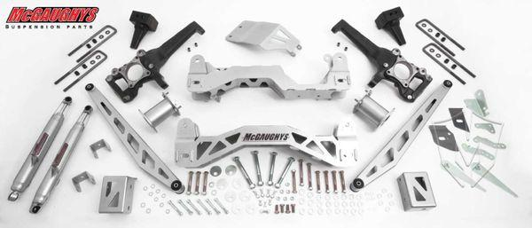 "6.5"" Premium Silver Lift Kit for 2009-2014 Ford F-150 (2WD)"
