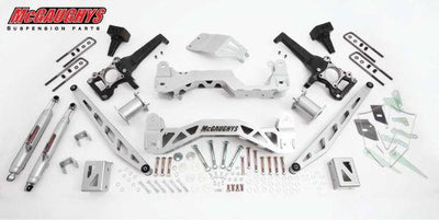 "6.5"" Premium Silver Lift Kit for 2009-2014 Ford F-150 (4WD)"