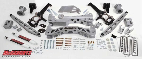 "6.5"" Premium Silver Lift Kit for 2015-2018 Ford F-150 (4WD Only)"