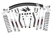 4.5IN JEEP SUSPENSION LIFT KIT (84-01 CHEROKEE XJ)