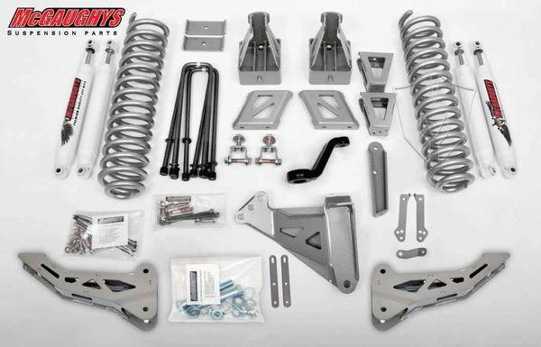 "8"" Lift Kit Phase 1 for 2011-2016 F-350 (4WD)"