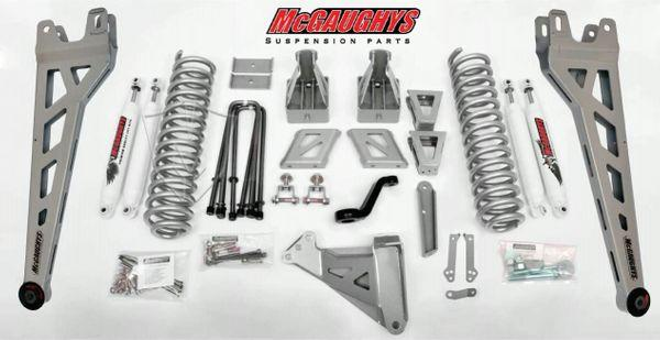 "8"" Lift Kit Phase 2 for 2011-2016 Ford F-250 (4WD)"