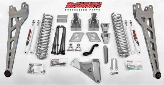 "8"" Premium Silver Lift Kit Phase 2 for 2017-2018 Ford F-350 (4WD)"