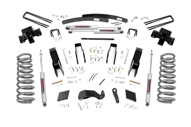 5IN DODGE SUSPENSION LIFT KIT (00-02 RAM 2500 4WD)