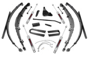 8IN FORD SUSPENSION LIFT SYSTEM