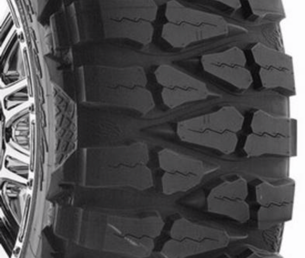 Nitto Mud Grappler Tires