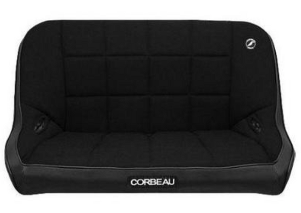 Corbeau Baja Bench Suspension Seats