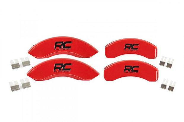 BRAKE CALIPER COVERS [11-19 GM 2500/3500]