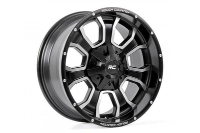 ROUGH COUNTRY ONE-PIECE SERIES 94 WHEEL, 20X9 (6X5.5)