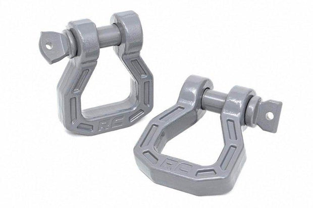 FORGED D-RING SHACKLE SET