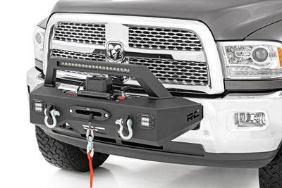 EXO WINCH MOUNT SYSTEM (14-18 RAM 2500)