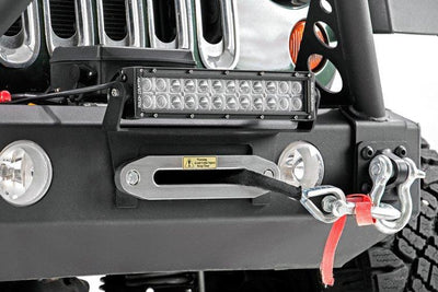 12-INCH LED LIGHT BAR HAWSE FAIRLEAD MOUNT