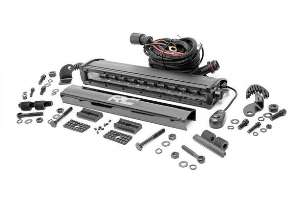 12-INCH CREE LED LIGHT BAR - (SINGLE ROW | BLACK SERIES)