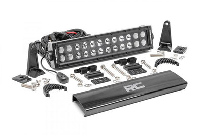 12-INCH CREE LED LIGHT BAR - (DUAL ROW | BLACK SERIES)
