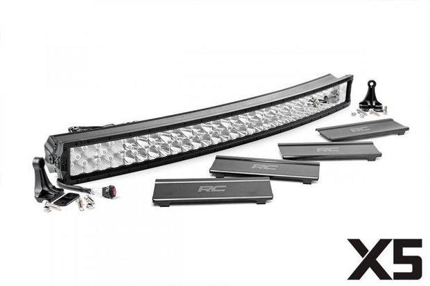 40-INCH CURVED CREE LED LIGHT BAR - (DUAL ROW | X5 SERIES)