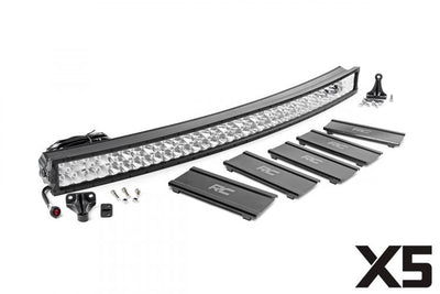 50-INCH CURVED CREE LED LIGHT BAR - (DUAL ROW | X5 SERIES)