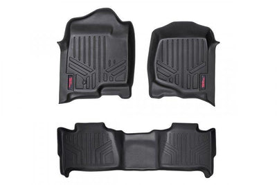 HEAVY DUTY FLOOR MATS [FRONT/REAR] - (07-13 CHEVROLET TAHOE)