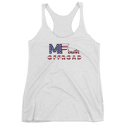 MF Built Off Road Racerback Tank