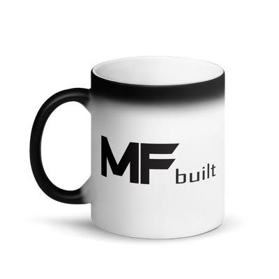 MF Built Black Magic Mug